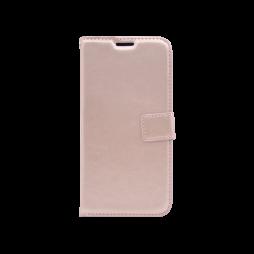 Huawei Mate 10 Lite - Preklopna torbica (WLC) - roza-zlata