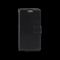Huawei P10 Lite - Preklopna torbica (WLC) - črna