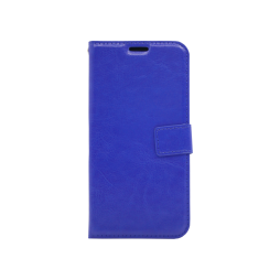 Huawei P20 Pro - Preklopna torbica (WLC) - modra