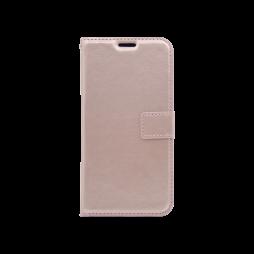 Huawei P20 Pro - Preklopna torbica (WLC) - roza-zlata