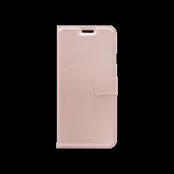 Samsung Galaxy S8+ - Preklopna torbica (WLC) - roza-zlata