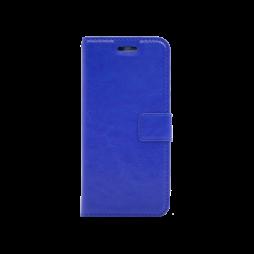 Samsung Galaxy S9 - Preklopna torbica (WLC) - modra