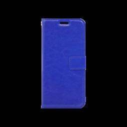 Samsung Galaxy S9+ - Preklopna torbica (WLC) - modra