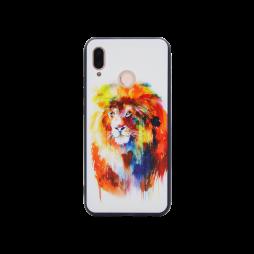 Huawei P20 Lite - Gumiran ovitek (TPUP) - Lion