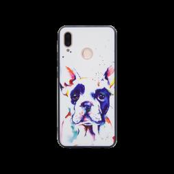 Huawei P20 Lite - Gumiran ovitek (TPUP) - Dog