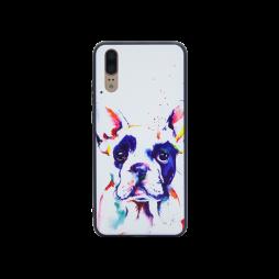 Huawei P20 - Gumiran ovitek (TPUP) - Dog