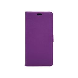 LG G7 ThinQ - Preklopna torbica (WLG) - vijolična