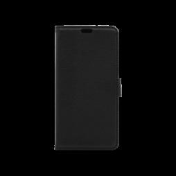 LG K8 (2018)/K9 - Preklopna torbica (WLG) - črna