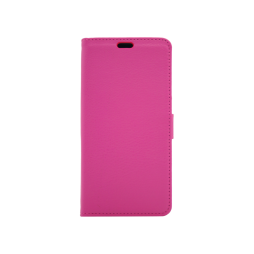 LG K8 (2018)/K9 - Preklopna torbica (WLG) - roza