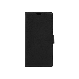LG K10 (2018) / K11 - Preklopna torbica (WLG) - črna