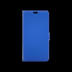 LG K10 (2018) / K11 - Preklopna torbica (WLG) - modra