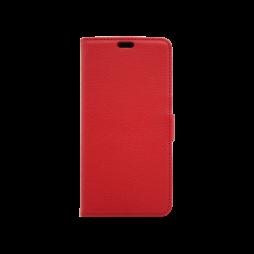 LG K10 (2018) / K11 - Preklopna torbica (WLG) - rdeča