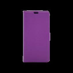 LG K10 (2018) / K11 - Preklopna torbica (WLG) - vijolična