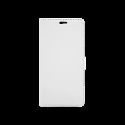 Huawei Y6 (2018) - Preklopna torbica (WLG) - bela