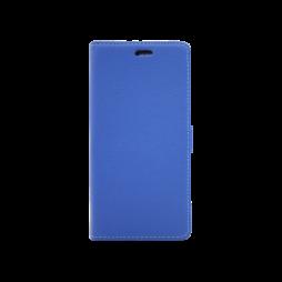 Huawei Y6 (2018) - Preklopna torbica (WLG) - modra