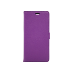 Huawei Y6 (2018) - Preklopna torbica (WLG) - vijolična