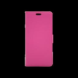 LG Q7 - Preklopna torbica (WLG) - roza