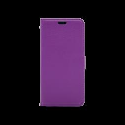 LG Q7 - Preklopna torbica (WLG) - vijolična
