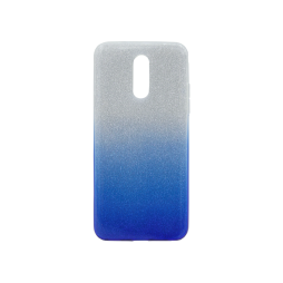 LG Q7 - Gumiran ovitek (TPUB) - modra