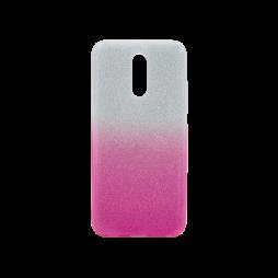 LG Q7 - Gumiran ovitek (TPUB) - roza