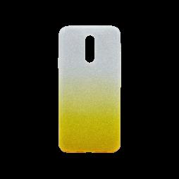 LG Q7 - Gumiran ovitek (TPUB) - rumena