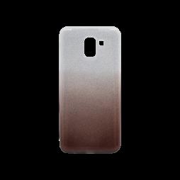 Samsung Galaxy J6 - Gumiran ovitek (TPUB) - kavna