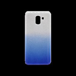 Samsung Galaxy J6 - Gumiran ovitek (TPUB) - modra