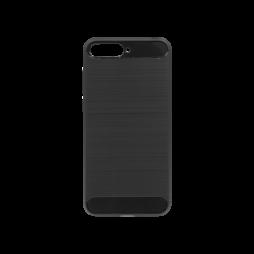 Huawei Y6 (2018) - Gumiran ovitek (TPU) - črn A-Type