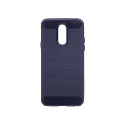 LG Q7 - Gumiran ovitek (TPU) - moder A-Type