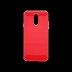 LG Q7 - Gumiran ovitek (TPU) - rdeč A-Type
