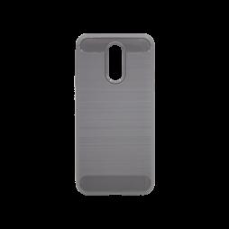 LG Q7 - Gumiran ovitek (TPU) - siv A-Type