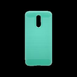 LG Q7 - Gumiran ovitek (TPU) - zelen A-Type