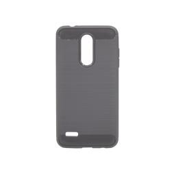 LG K10 (2018) / K11 - Gumiran ovitek (TPU) - siv A-Type
