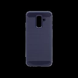 Samsung Galaxy A6+ (2018) - Gumiran ovitek (TPU) - moder A-Type