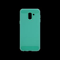 Samsung Galaxy J6 - Gumiran ovitek (TPU) - zelen A-Type