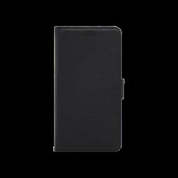 Samsung Galaxy J6 - Preklopna torbica (WLG) - črna