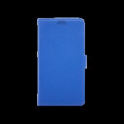 Samsung Galaxy J6 - Preklopna torbica (WLG) - modra