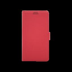 Samsung Galaxy J6 - Preklopna torbica (WLG) - rdeča