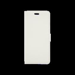 Samsung Galaxy A6 (2018) - Preklopna torbica (WLG) - bela