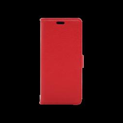 Samsung Galaxy A6 (2018) - Preklopna torbica (WLG) - rdeča