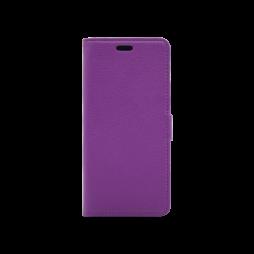 Samsung Galaxy A6 (2018) - Preklopna torbica (WLG) - vijolična