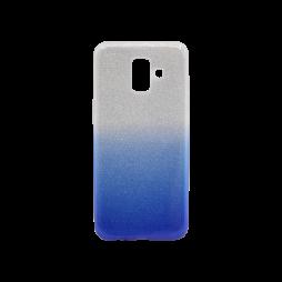 Samsung Galaxy A6 (2018) - Gumiran ovitek (TPUB) - modra