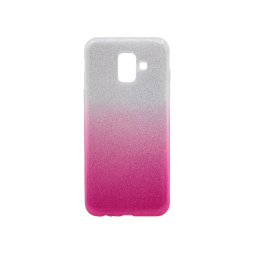 Samsung Galaxy A6 (2018) - Gumiran ovitek (TPUB) - roza