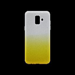Samsung Galaxy A6 (2018) - Gumiran ovitek (TPUB) - rumena