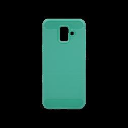 Samsung Galaxy A6 (2018) - Gumiran ovitek (TPU) - zelen A-Type