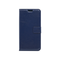 Samsung Galaxy A6 (2018) - Preklopna torbica (WLC) - temno modra