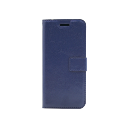 Samsung Galaxy J6 - Preklopna torbica (WLC) - temno modra