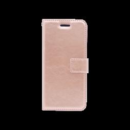 Samsung Galaxy J6 - Preklopna torbica (WLC) - roza-zlata