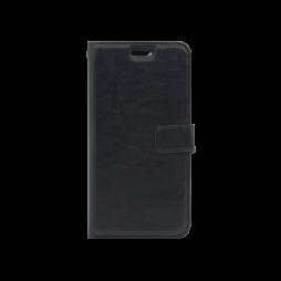 Huawei Y6 (2018) - Preklopna torbica (WLC) - črna