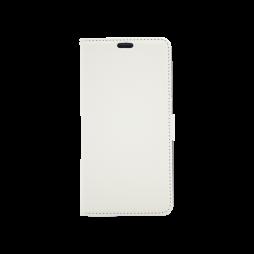 Nokia 6.1 - Preklopna torbica (WLG) - bela